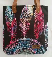 New fashionable canvas boho tote shoulder/beach shopping  bags Dream catcher