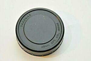 Genuine Pentax OEM 6x7 REAR Lens Cap