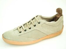 Tod's sneakers, trainers, gray suede, men's shoe size US 11 EU 44 $450