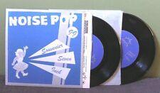"VA ""Noise Pop 1999"" 2x 7"" OOP Grandaddy Creeper Lagoon Oranger"