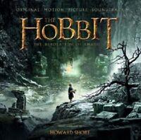 HOWARD SHORE - THE HOBBIT-THE DESOLATION OF SMAUG  (2 CD)  SOUNDTRACK  NEU