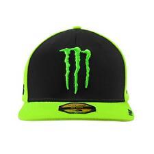 Valentino Rossi VR46 Moto GP Monster Energy Sponsor Cap Official 2020