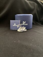 Swarovski Swan Figurine Brand New In Box W/Coa Free Shipping