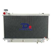 2ROW Aluminum Radiator For 2006-2013 Holden Commodore VE/Gen4 6.0L V8 Engine MT