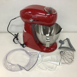 Kenwood Patissier Red Food Mixer With Accessories AS NEW #209