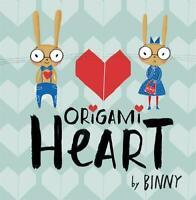 Origami Heart, Binny, New,