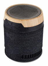 House of Marley BT Chant Portable Bluetooth Wireless Speaker - Black