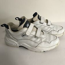 Mac Gregor Sneakers, All White, Size 9.5 Wide, Vintage