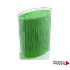 Ceppo Universale coltelli portacoltelli Verde da cucina Supporto BRANDANI 83210
