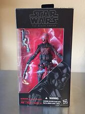 STAR WARS THE FORCE AWAKENS THE BLACK SERIES 6-INCH GUAVIAN ENFORCER FIGURE