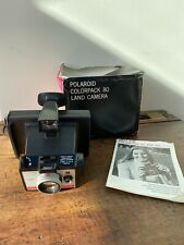 Collectible Polaroid Land Camera Color Pack 80 - Vintage Film Camera - Untested