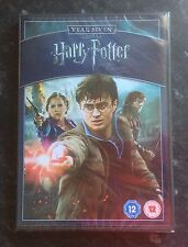 HARRY POTTER AND THE DEATHLY HALLOWS PART 2 (2-DISC DVD) SEALED MINT FREE POST