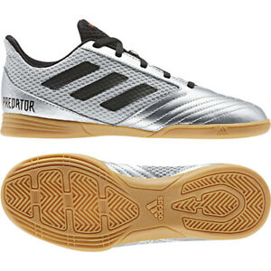 Adidas PREDATOR 19.4 IC Indoor Soccer Futsal Shoes Boots Youth Unisex Size 4.5
