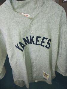 Lou Gehrig 1929 replica jersey