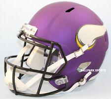 MINNESOTA VIKINGS - Riddell Full Size SPEED Replica Helmet