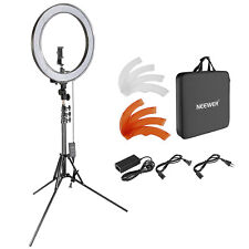 Neewer 18-inch Outer Dimmable SMD LED Ring Light Lighting Kit with 79-inch Stand