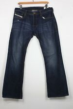 Diesel Zatiny jeans 32 (34) x 30 0RUS5 boot-cut euc made in USA