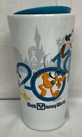 New Walt Disney World 2019 Mickey Mouse Travel Tumbler with Lid Ceramic Mug