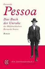 Fernando Pessoa / Das Buch der Unruhe des Hilfsbuchhalters B ... 9783596172184