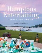 Hamptons Entertaining -  lovely hardcover book