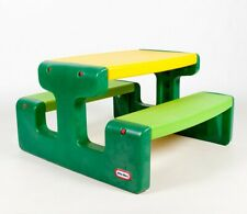 Little Tikes Large Picnic Table Indoor Outdoor use