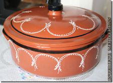 Gartöpfe & Bräter aus Keramik mit Deckel