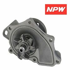 NPW Engine Water Pump for Toyota Highlander L4; 2.4L 2001-2007