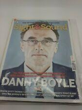 BFI Sight & Sound International Film Magazine Danny Boyle April 2013 BRAND NEW