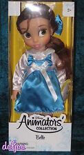 """Disney Animators' Collection 16"""" Toddler Doll Princess Belle Series 1 New!"""