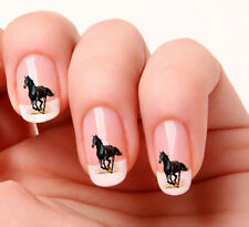 20 Nail Art Decals Transfers Stickers #123 - Horse
