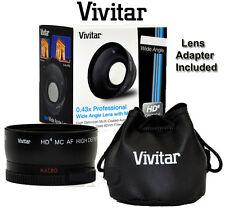 52mm Wide Angle Lens for Nikon D5300 D3200 D5200 D5100 D3100 D600 D7200 18-55mm