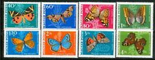 HUNGARY - 1969. Butterflies Cpl.Set  MNH!