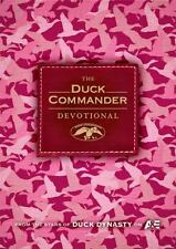The Duck Commander Devotional Pink Camo 1st Edition IN HAND! Hard to find!