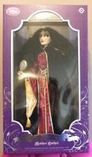GOTHEL Mother Raiponce Rapunzel LE poupée DISNEY édition limitée 1500 ex limited