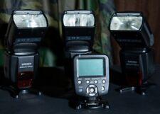 YONGNUO YN560 IV Wireless Speedlite Flash (3) and YONGNUO YN560-TX (1)