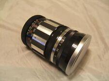 VINTAGE LUMAX Gold Star 1:2 .8 135 mm LENTE pre impostate nella M42 vite di montaggio