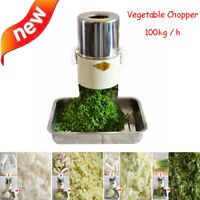 220V Commercial Electric Vegetable Chopper Cutter Maker Cutting Machine Home New