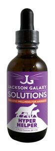 Jackson Galaxy Spirit Essence/ Solutions HYPER HELPER for Cats and Dogs-2 oz