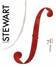 Calculus by James Stewart (2011, Hardcover, 7th Edition)