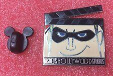 Pins DISNEY Hollywood Studios CLAP de Cinéma Mr INVINCIBLE