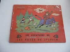 Edition Fleurus  Sylvain et Sylvette EDITION ORIGINALE à l'italienne N° 5