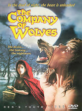 THE COMPANY OF WOLVES NEW REGION B BLU-RAY