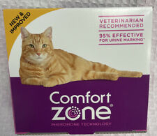 Comfort Zone Cat Calming Diffuser Kit with 3 diffusers and 6 refills