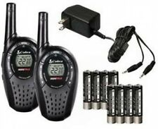 Cobra Cxt235 MicroTalk 20 Mile Frs/Gmrs 22 Channel Walkie Talkie 2-Way Radios
