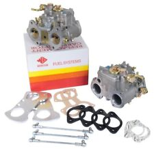 Mercedes 190SL genuine Weber twin 40DCOE carb kit, replaces Solex PHH