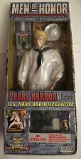 Men of Honor Pearl Harbor 60th Anniversary U.S. Navy Radio Operator 1:3 Scale