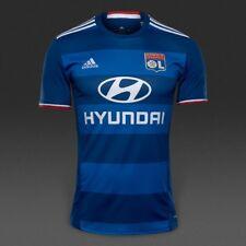 adidas Olympique Lyon Trikot Away 2016/2017 blau s Ai8145
