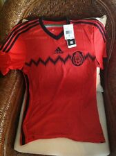 adidas Mexico El Tri World Cup 2014 Away New With TagsSoccer Jersey Size M Mens