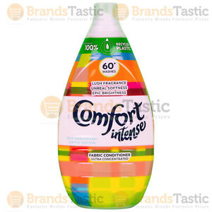 1 X COMFORT INTENSE CONCENTRATED FABRIC CONDITIONER LIMITED EDITION 900ML