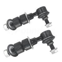 New 2 Front Stabilizer Sway Bar Links For 99-04 Chevy Tracker Suzuki Vitara